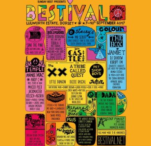 Funny Women playing Bestival