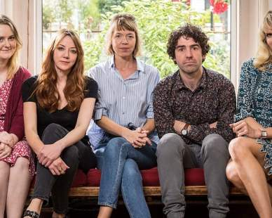 Motherland Begins Tonight!