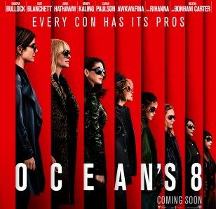 Ocean's 8 Poster Reveal