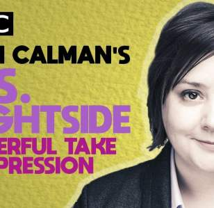 Susan Calman is on a Happiness Mission