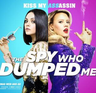 The Spy Who Dumped Me: Car Chase Clip!