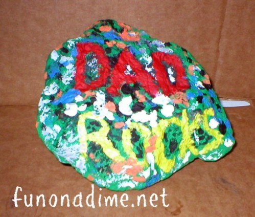 Father's Day gift ideas from young children