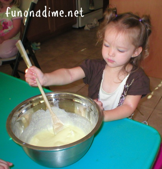 Yummy Homemade Ice cream recipe