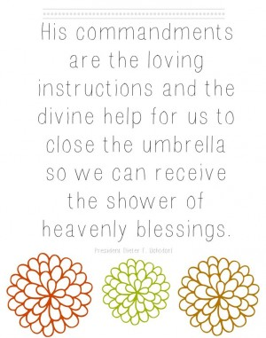General Women's Meeting Quotes 2014 - LDS