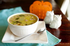 Easy Fall Recipe- Zuppa Tuscana Soup