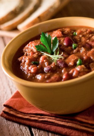Yummy Smoked Chili Recipe