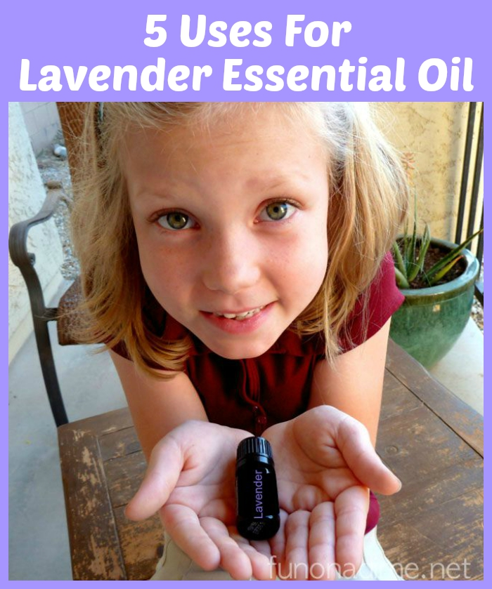 5 uses for essential oil