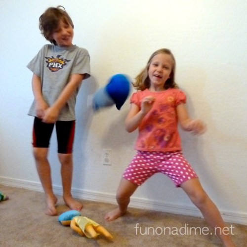 Games for kids to practice emotions