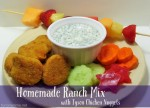 Ad: Homemade Ranch Dip
