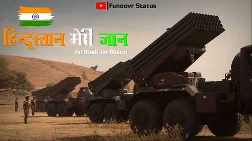 15 August WhatsApp Status Download Indian Army Status Video