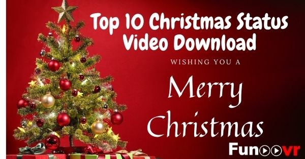 Top 10 Christmas Status Video Download