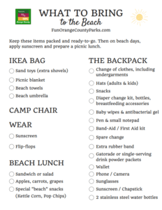 backpack cooler beach chair desk 22 inch seat height trips: what to bring the beach?