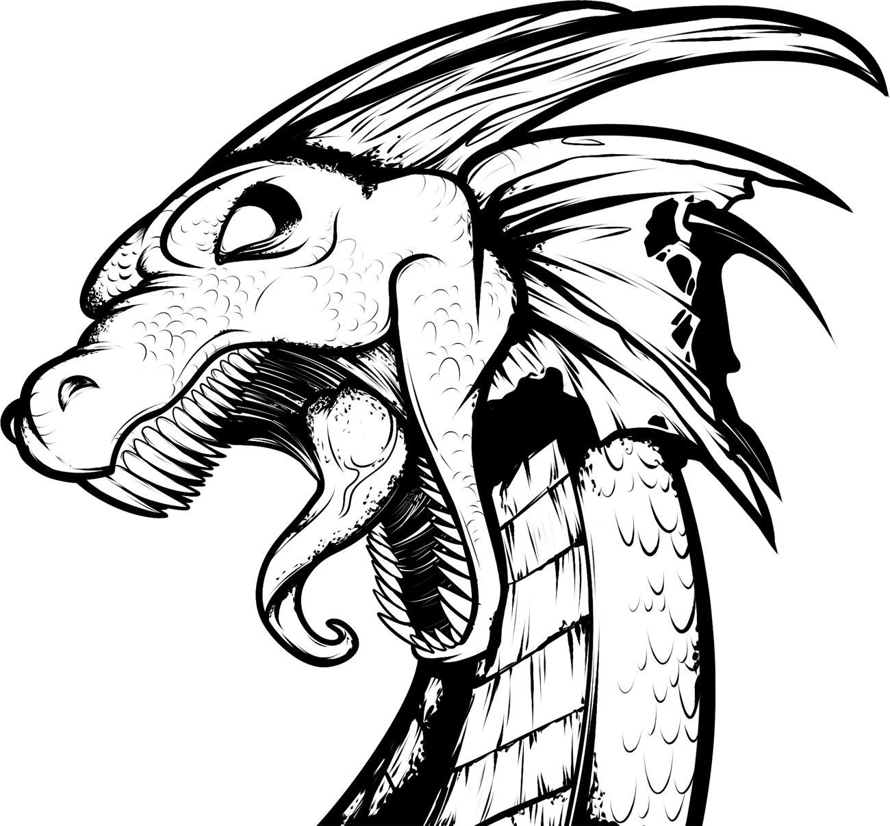60 Awesome Dragon Tattoo Designs for Men