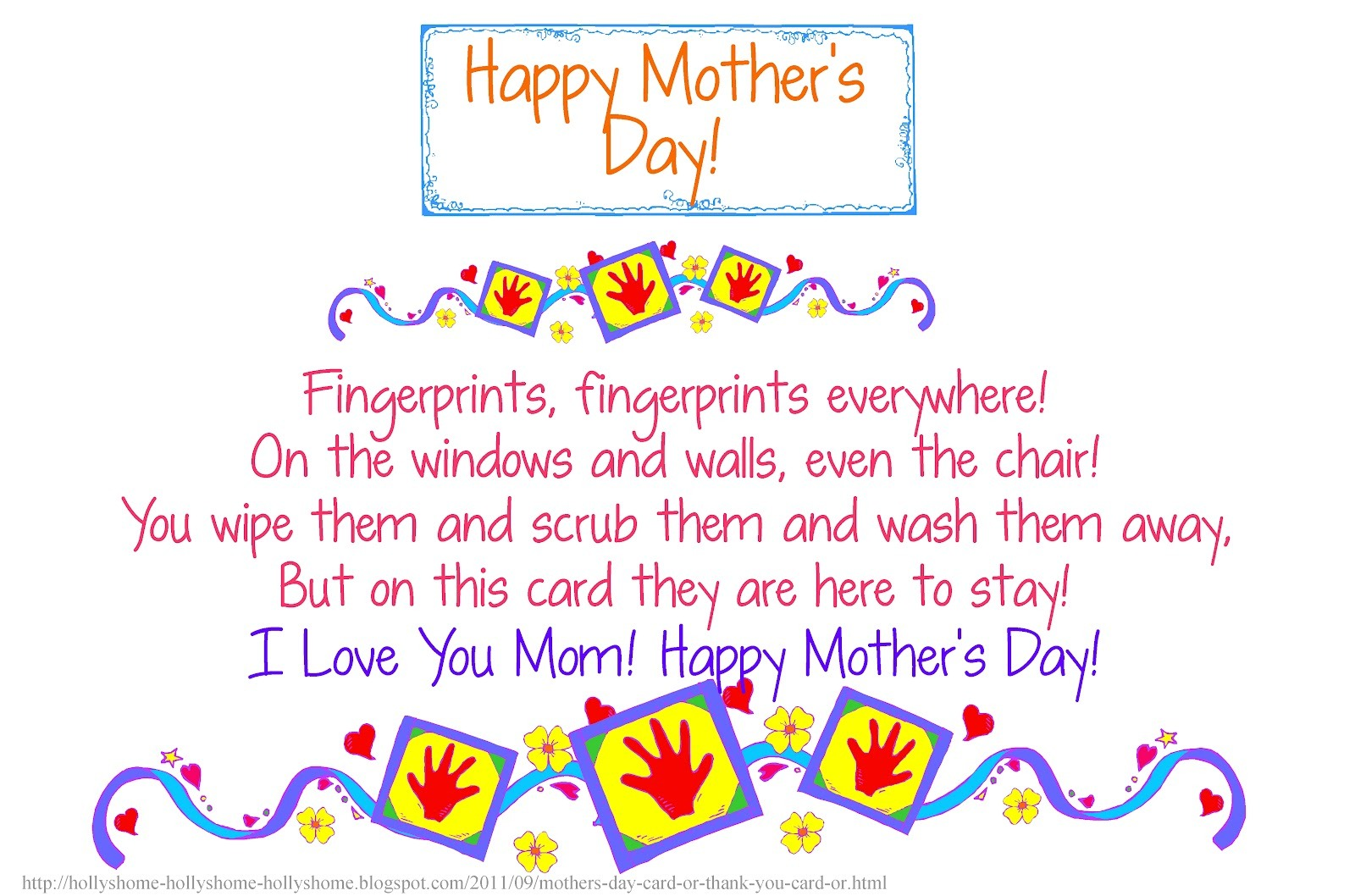 30 touching mothers day