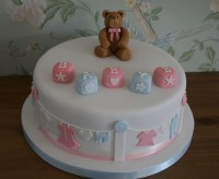 70 Baby Shower Cakes and Cupcakes Ideas