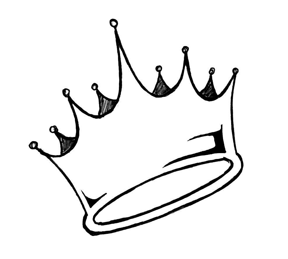 Черно-белые рисунки для срисовки (30 картинок)