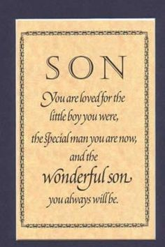 Birthday Quotes for Son Turning 16