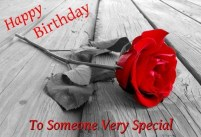 Birthday Quotes for Special Someone
