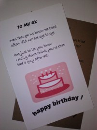 Birthday Quotes for Ex BF
