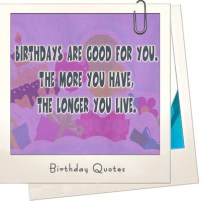 Birthday Quotes for Quotes
