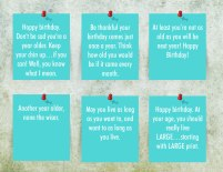 Birthday Quotes for Roommate