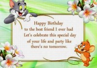 Birthday Quotes for whatsapp
