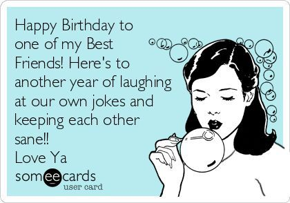 Funny Birthday Quotes For Your Best Friend 5 Funpro
