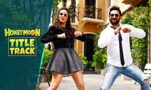 HONEYMOON Title Song Lyrics – Savvy, Akriti Kakkar
