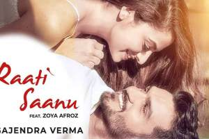 Raati Saanu song lyrics