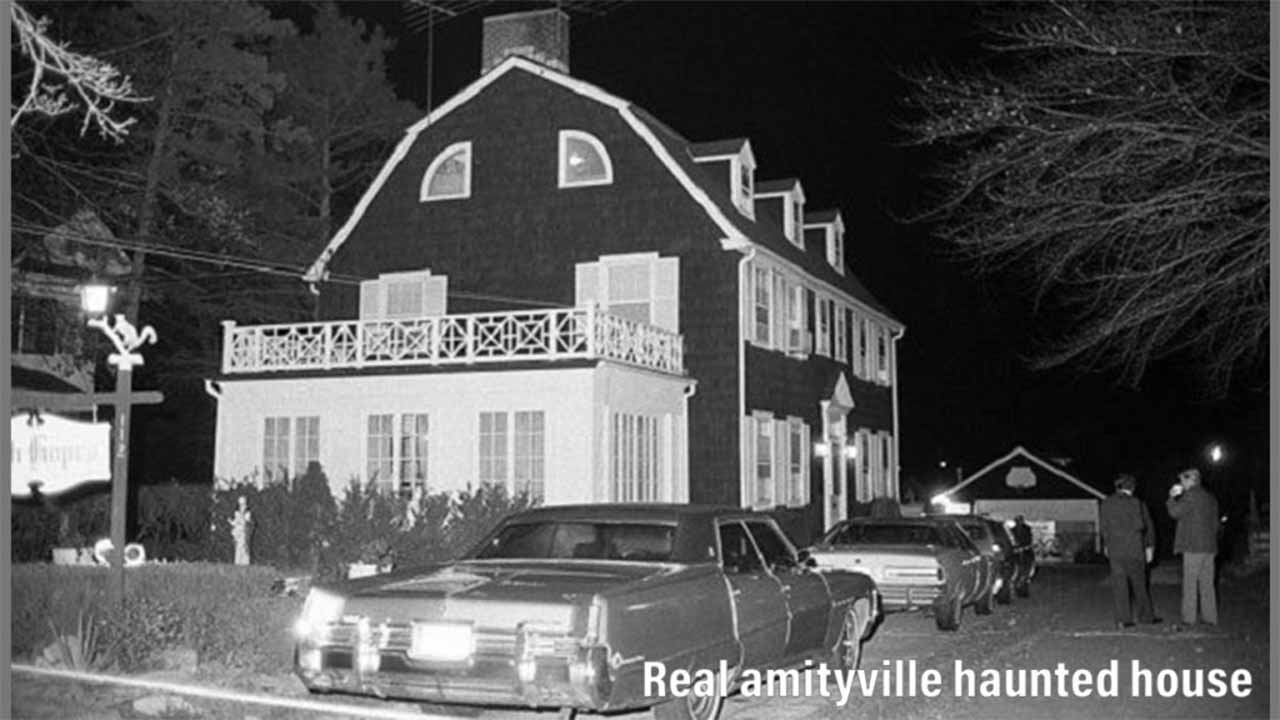 amityville horror house : A real ghost story