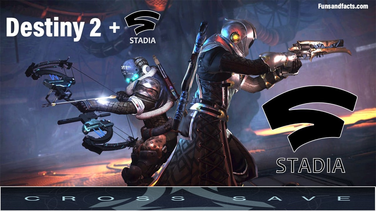 Cross Saving support for Destiny 2 coming to Google Stadia