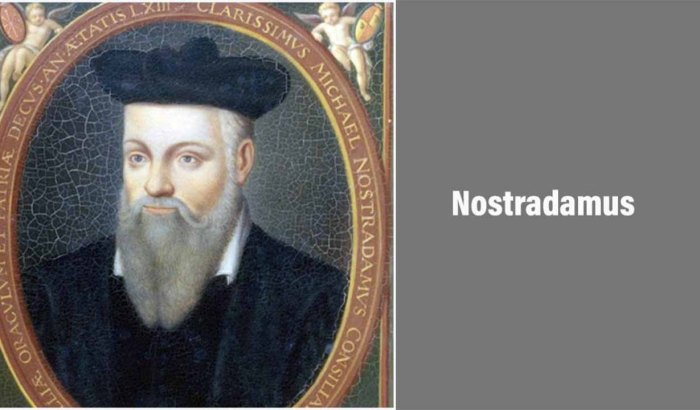 who was Nostradamus ? Nostradamus future speaker