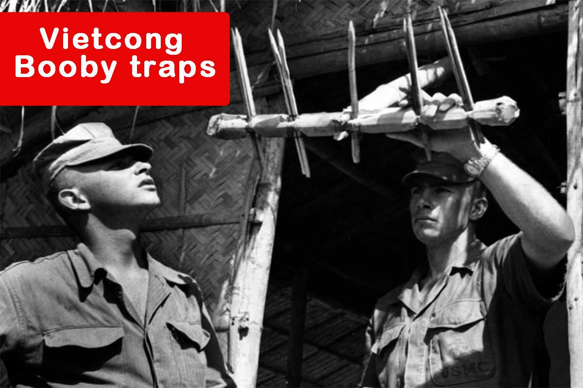 Viet cong booby traps