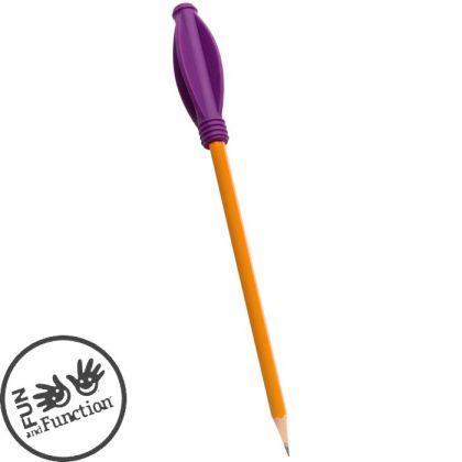 Leveä pureskeltava kynänpää