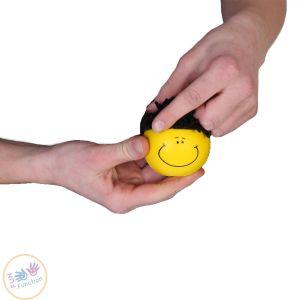 Happy Face Fidget Ball