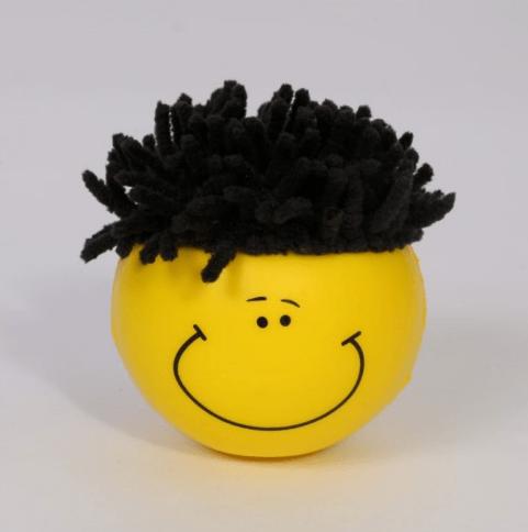 Iloinen hypistelypallo