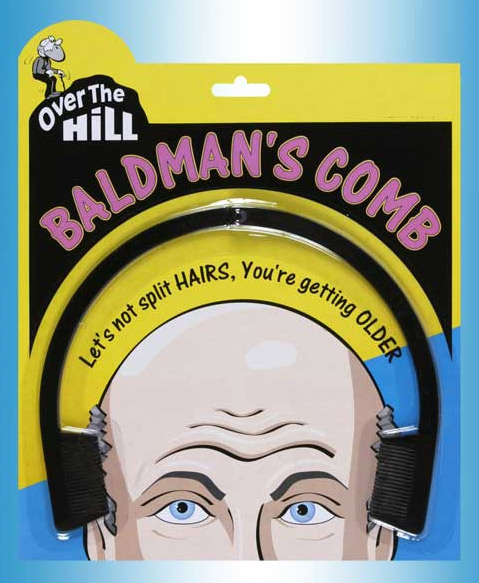 Presents For Bald Men : presents, Funny, Gifts