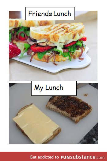 What's in your lunchbox? - FunSubstance