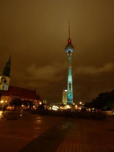 k-Fernsehturm Berlin Festival Of Lights (29)