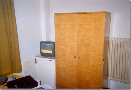 Schrank Hotelzimmer