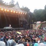 Waldbühne Berlin: Rammstein liefert brachial ab