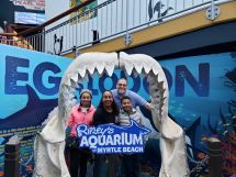 Fernandez Family Ripley' Aquarium Of Myrtle Beach