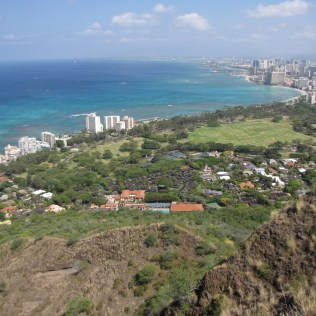 Diamond Head Monument