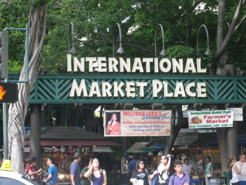 Hawaii International Market