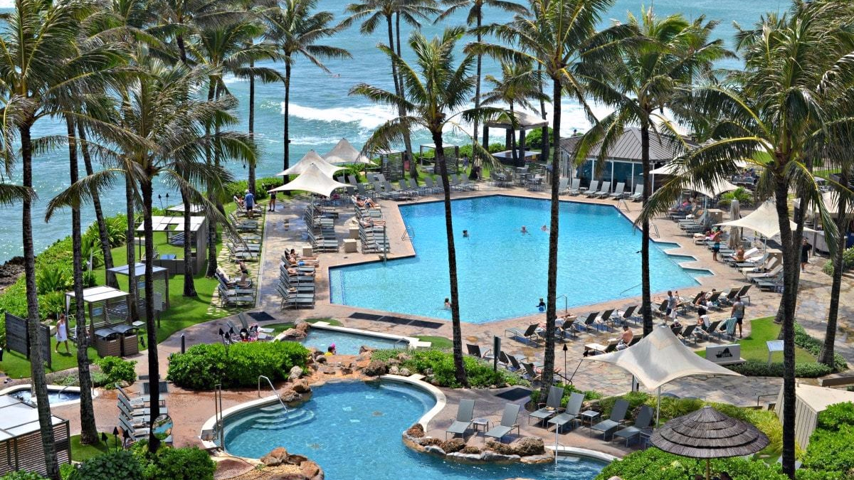 Turtle Bay Resort Oahu, Hawaii