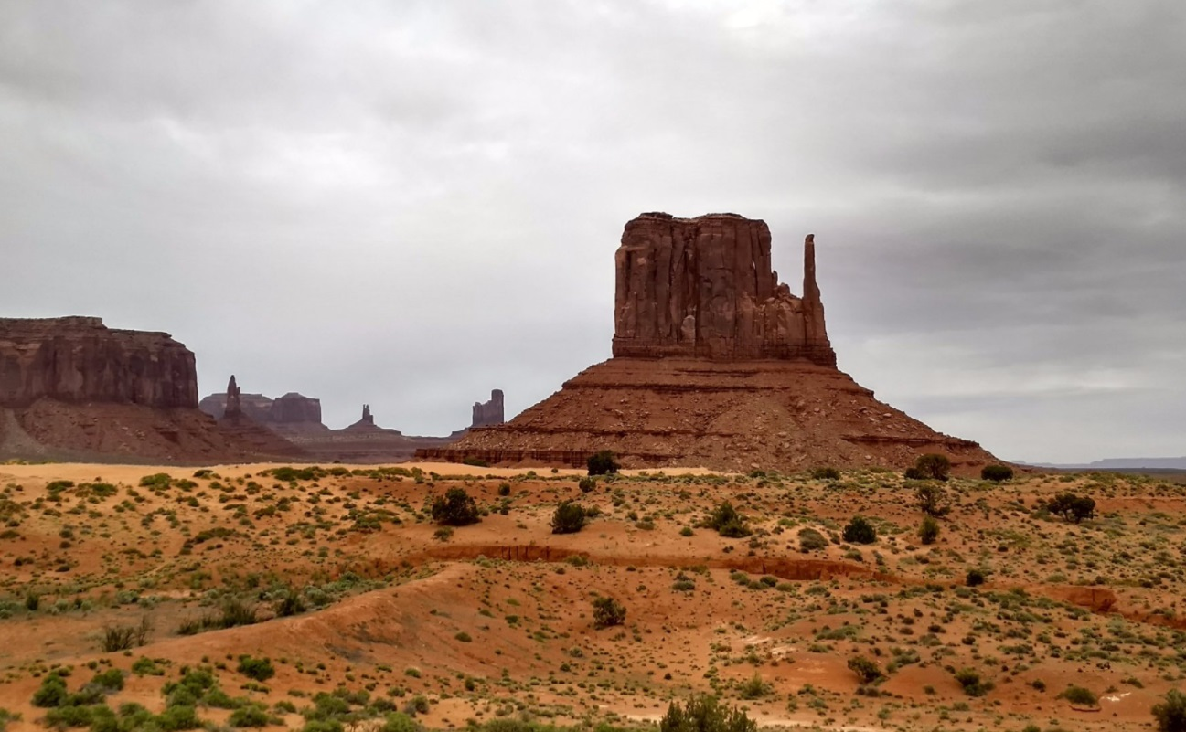 The Monument Valley Utah