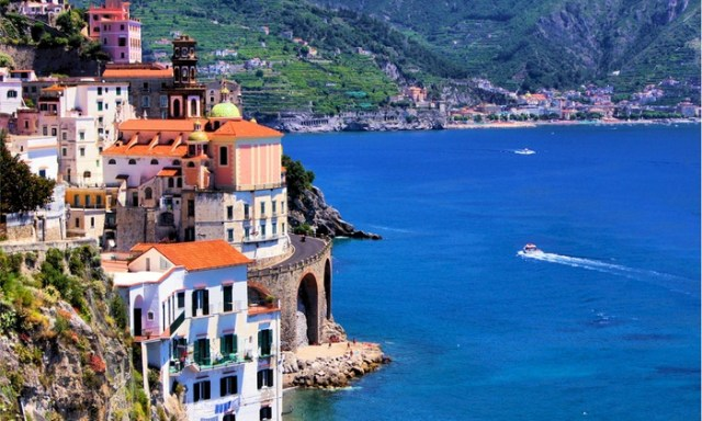 Amalfi Coast Sweepstakes: Enter for Free - Italy