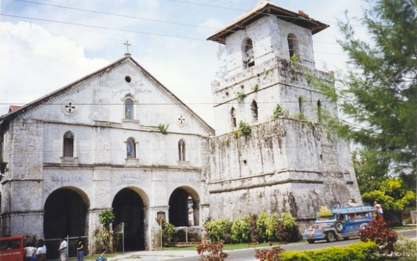 Baclayon Church Bohol, Philippines