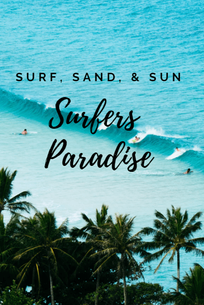 Surfers Paradise around the world