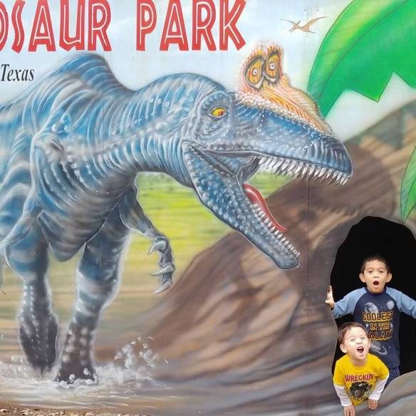 A DAY OUT AT THE DINOSAUR PARK | FUN-TEREST BLOG %+